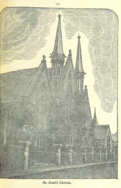 St. John's Church, Usk Road, Battersea