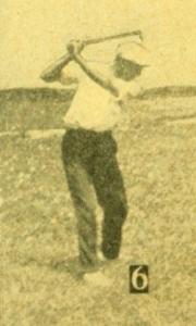 Alfred J Ward Auburn NY 1920 Spalding Golf Guide