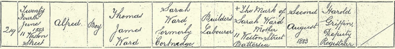 alfred-ward-birth-certificate-from-gro-1883-west-battersea-wandsworth-surrey-crop